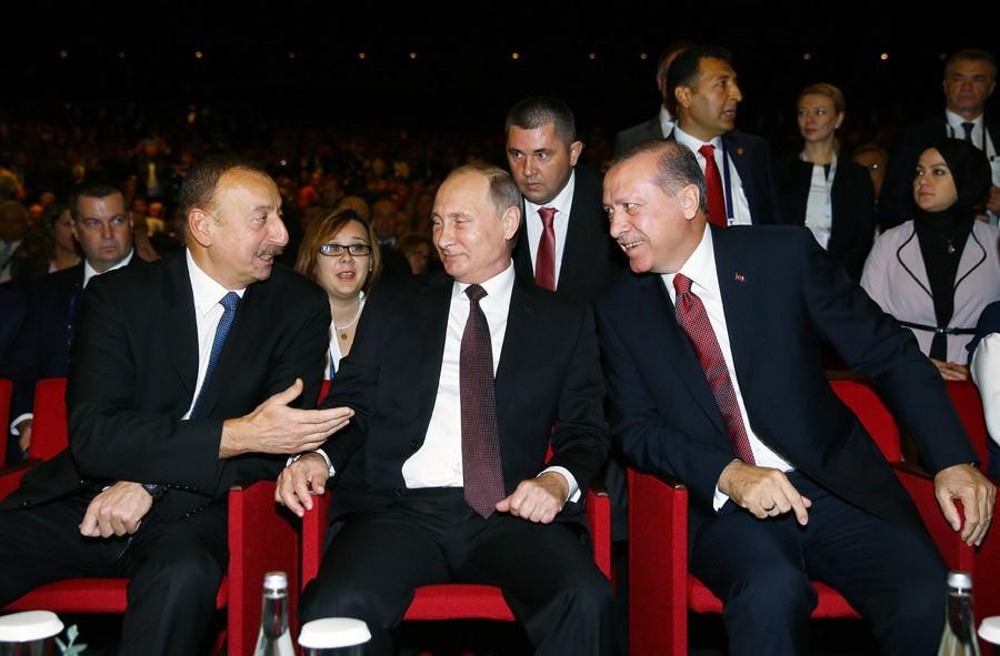 Президент Турции Эрдоган посетит Россию в конце месяца для переговоров с Путиным